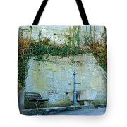 Stones And Water Tote Bag