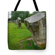 Stones At Avebury Tote Bag
