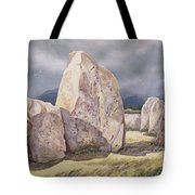 Stones Of Castlerigg Tote Bag