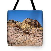 Stones Of Color Tote Bag