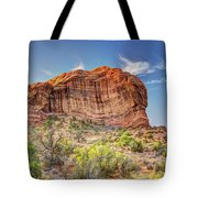 Stones Of The West Tote Bag by Wanda Krack
