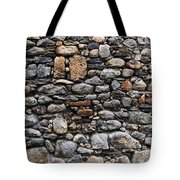 Stones Wall Tote Bag