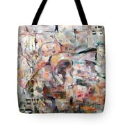 Stones With A Heart   Ears Of The Wall Tote Bag