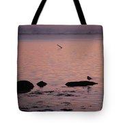 Stonington Sunrise Tote Bag