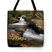 Stony Creek Falls Tote Bag