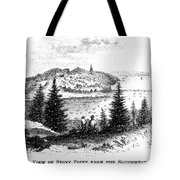 Stony Point, New York Tote Bag