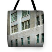 Stop And See Tote Bag