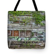 Stop The Decay Tote Bag