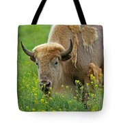 Stopped To Smell The Flowers Tote Bag
