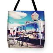 Stopping For A Treat Tote Bag
