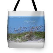 Stopping On Occasions Tote Bag