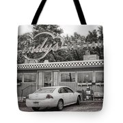 Stopping On Route 6 Tote Bag