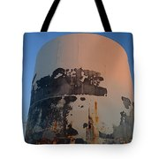 Storage Container Moon Coolidge Arizona 2004 Tote Bag