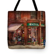 Store - Albany Ny -  The Bayou Tote Bag by Mike Savad