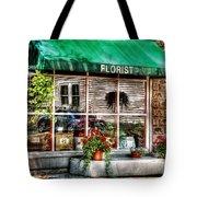 Store - Florist Tote Bag