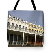 Store Fronts Old Sacramento Tote Bag
