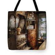 Store - Turn Of The Century Soda Fountain Tote Bag