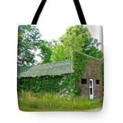 Store With Face And Hair Tote Bag