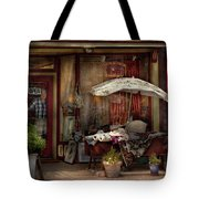 Storefront - Frenchtown Nj - The Boutique Tote Bag