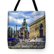 Storkyrkan Tote Bag