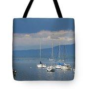 Storm A Brewing Tote Bag