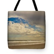 Storm Approaching Tote Bag
