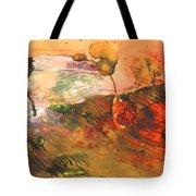 Storm At Sunup Tote Bag