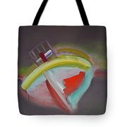 Storm Beach Tote Bag