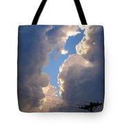 Storm Clouds 4 Tote Bag