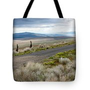 Storm Clouds Gathering Over Washington Hills Tote Bag
