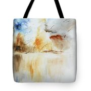 Storm Tote Bag by Draia Coralia
