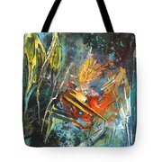 Storm In The Night Tote Bag