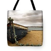 Storm Is Comming Tote Bag