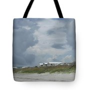 Storm Monster Blows 1 Tote Bag