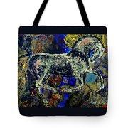 Storm Of Love Tote Bag