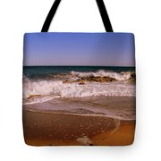 Storm Over  Tote Bag
