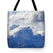 Storm Over Fitz Roy 1 Tote Bag