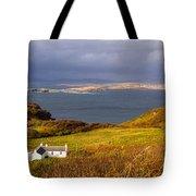 Storm Over Skye Tote Bag