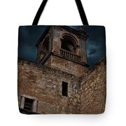Storm Over The Alcazaba - Antequera Spain Tote Bag