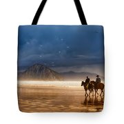 Storm Riders Tote Bag