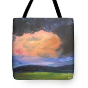Stormchaser Tote Bag by PainterArtist FIN