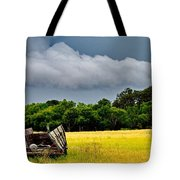 Storm's Arrival Tote Bag
