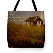 Storms Of Life Tote Bag by Beverly Guilliams