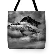 Storms Over Tantalus Tote Bag