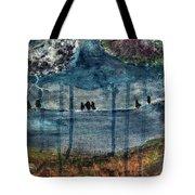 Stormsong Tote Bag