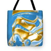 Stormtrooper Helmet 30 Tote Bag