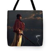 Stormwatcher Tote Bag