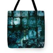 Stormy Night Tote Bag