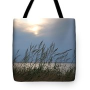Stormy Sunset Prince Edward Island II Tote Bag by Micheline Heroux