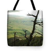 Stormy Tree Tote Bag